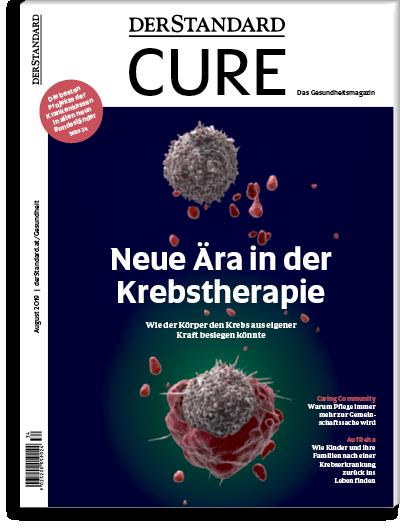 DER STANDARD CURE: Neue Ära in der Krebstherapie