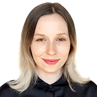 Nina Bacinger (Leitung Geschäftsfeldentwicklung Rubriken, Mitglied des Managementboards Rubriken)